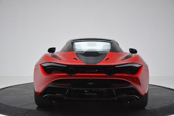 New 2020 McLaren 720S SPIDER Convertible for sale Call for price at Alfa Romeo of Westport in Westport CT 06880 8