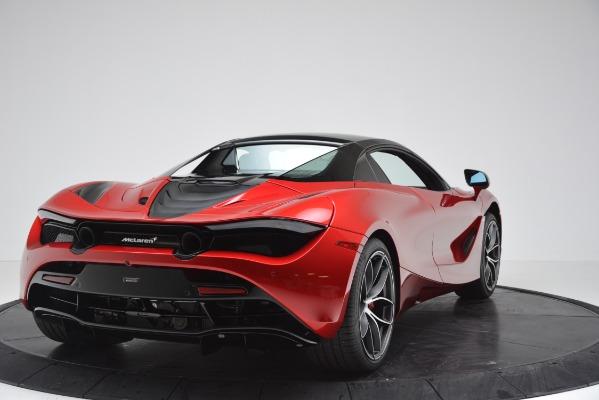 New 2020 McLaren 720S SPIDER Convertible for sale Call for price at Alfa Romeo of Westport in Westport CT 06880 9