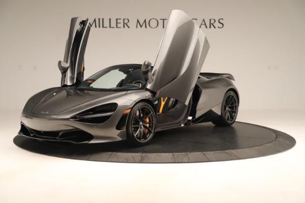 New 2020 McLaren 720S SPIDER Convertible for sale Sold at Alfa Romeo of Westport in Westport CT 06880 18