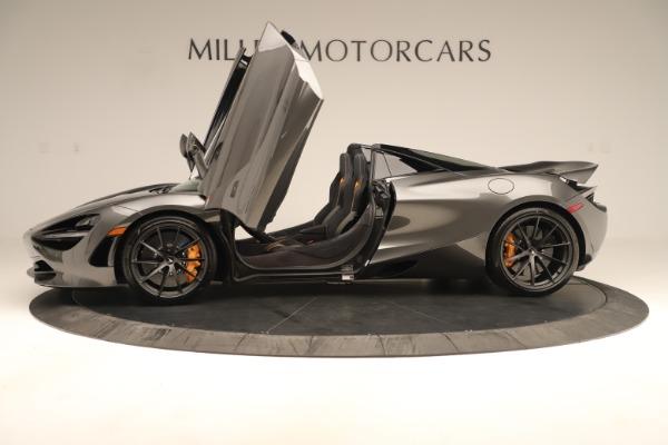 New 2020 McLaren 720S SPIDER Convertible for sale Sold at Alfa Romeo of Westport in Westport CT 06880 19