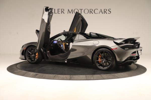 New 2020 McLaren 720S SPIDER Convertible for sale Sold at Alfa Romeo of Westport in Westport CT 06880 20