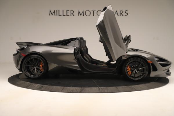 New 2020 McLaren 720S SPIDER Convertible for sale Sold at Alfa Romeo of Westport in Westport CT 06880 23