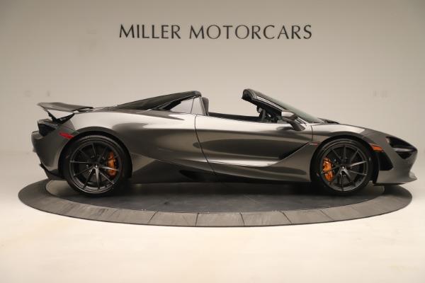New 2020 McLaren 720S SPIDER Convertible for sale Sold at Alfa Romeo of Westport in Westport CT 06880 6