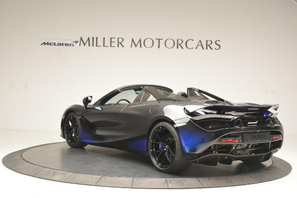 New 2020 McLaren 720s Spider for sale Sold at Alfa Romeo of Westport in Westport CT 06880 12