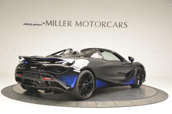 New 2020 McLaren 720s Spider for sale Sold at Alfa Romeo of Westport in Westport CT 06880 14