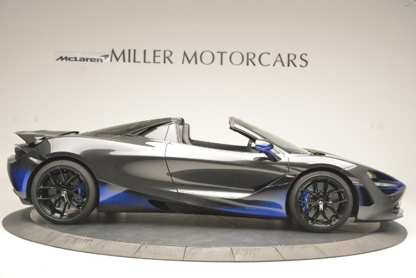 New 2020 McLaren 720s Spider for sale Sold at Alfa Romeo of Westport in Westport CT 06880 15