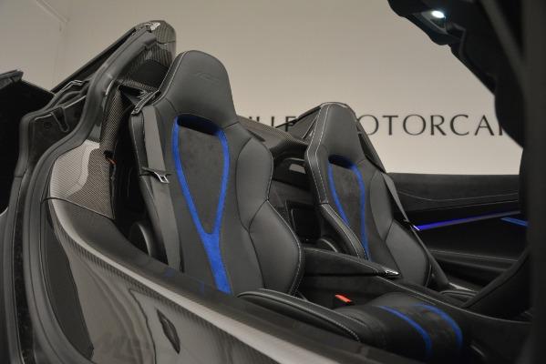 New 2020 McLaren 720s Spider for sale Sold at Alfa Romeo of Westport in Westport CT 06880 25