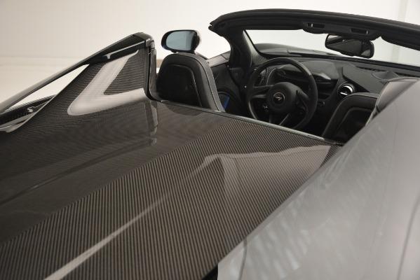 New 2020 McLaren 720s Spider for sale Sold at Alfa Romeo of Westport in Westport CT 06880 27