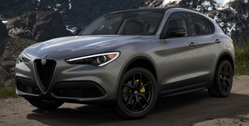 New 2019 Alfa Romeo Stelvio Ti Q4 for sale Sold at Alfa Romeo of Westport in Westport CT 06880 1