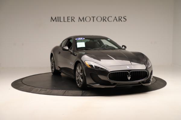Used 2013 Maserati GranTurismo Sport for sale Sold at Alfa Romeo of Westport in Westport CT 06880 11