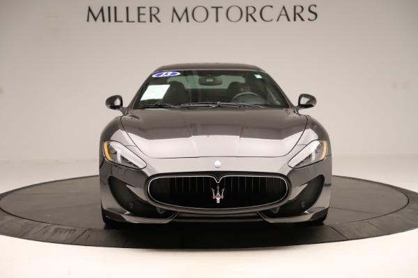 Used 2013 Maserati GranTurismo Sport for sale Sold at Alfa Romeo of Westport in Westport CT 06880 12