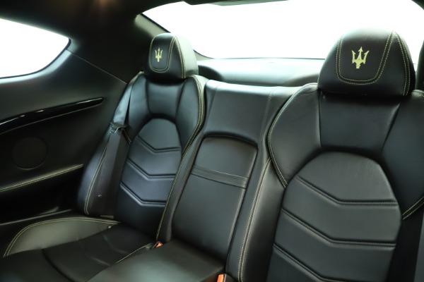 Used 2013 Maserati GranTurismo Sport for sale Sold at Alfa Romeo of Westport in Westport CT 06880 18