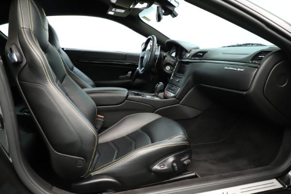 Used 2013 Maserati GranTurismo Sport for sale Sold at Alfa Romeo of Westport in Westport CT 06880 20