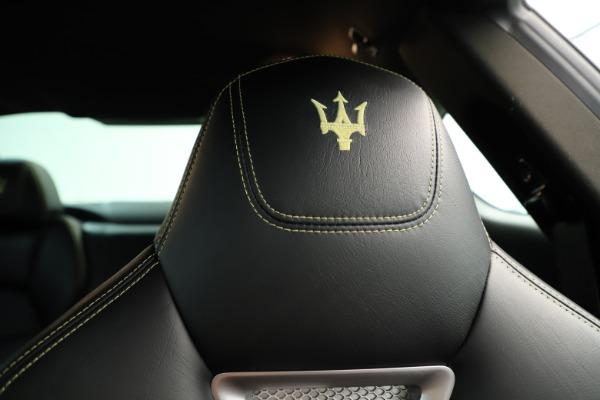 Used 2013 Maserati GranTurismo Sport for sale Sold at Alfa Romeo of Westport in Westport CT 06880 22