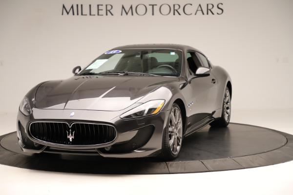 Used 2013 Maserati GranTurismo Sport for sale Sold at Alfa Romeo of Westport in Westport CT 06880 1