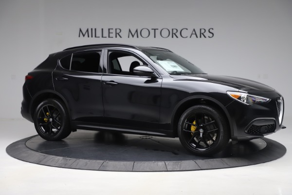 New 2019 Alfa Romeo Stelvio Ti Q4 for sale Sold at Alfa Romeo of Westport in Westport CT 06880 10