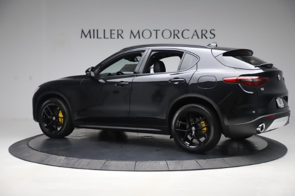 New 2019 Alfa Romeo Stelvio Ti Q4 for sale Sold at Alfa Romeo of Westport in Westport CT 06880 4