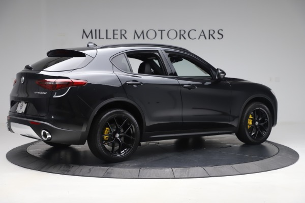 New 2019 Alfa Romeo Stelvio Ti Q4 for sale Sold at Alfa Romeo of Westport in Westport CT 06880 8
