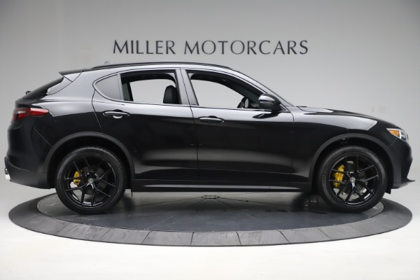 New 2019 Alfa Romeo Stelvio Ti Q4 for sale Sold at Alfa Romeo of Westport in Westport CT 06880 9