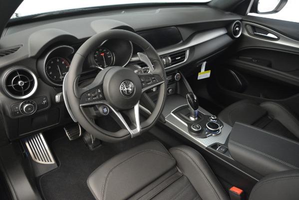New 2019 Alfa Romeo Stelvio Ti Q4 for sale Sold at Alfa Romeo of Westport in Westport CT 06880 13