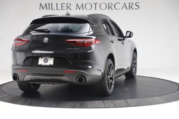 New 2019 Alfa Romeo Stelvio Ti Q4 for sale Sold at Alfa Romeo of Westport in Westport CT 06880 7