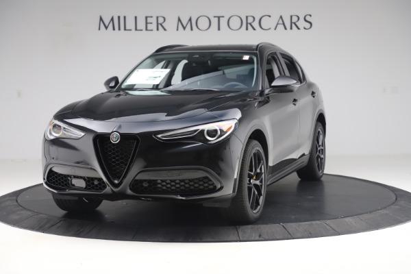 New 2019 Alfa Romeo Stelvio Ti Q4 for sale Sold at Alfa Romeo of Westport in Westport CT 06880 1