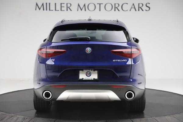 New 2019 Alfa Romeo Stelvio Ti Sport Q4 for sale Sold at Alfa Romeo of Westport in Westport CT 06880 6