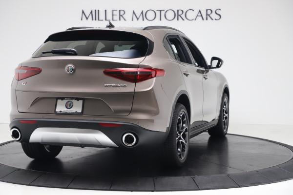 New 2019 Alfa Romeo Stelvio Ti Sport Q4 for sale Sold at Alfa Romeo of Westport in Westport CT 06880 7