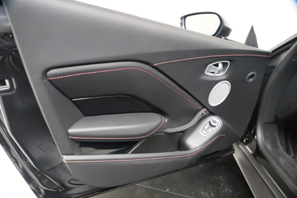 Used 2020 Aston Martin Vantage Coupe for sale Sold at Alfa Romeo of Westport in Westport CT 06880 16