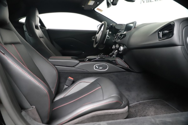 Used 2020 Aston Martin Vantage Coupe for sale Sold at Alfa Romeo of Westport in Westport CT 06880 18