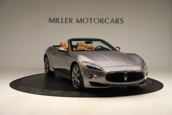 Used 2012 Maserati GranTurismo Sport for sale Sold at Alfa Romeo of Westport in Westport CT 06880 11