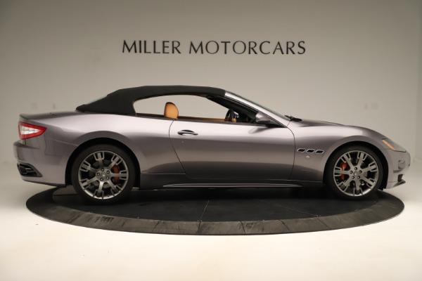 Used 2012 Maserati GranTurismo Sport for sale Sold at Alfa Romeo of Westport in Westport CT 06880 17
