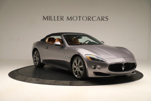 Used 2012 Maserati GranTurismo Sport for sale Sold at Alfa Romeo of Westport in Westport CT 06880 18