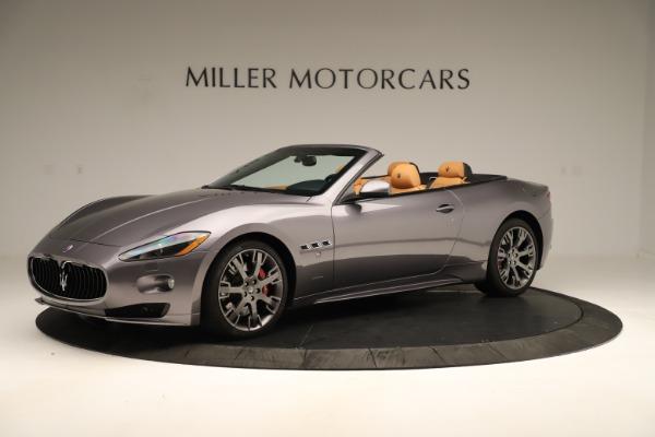 Used 2012 Maserati GranTurismo Sport for sale Sold at Alfa Romeo of Westport in Westport CT 06880 2