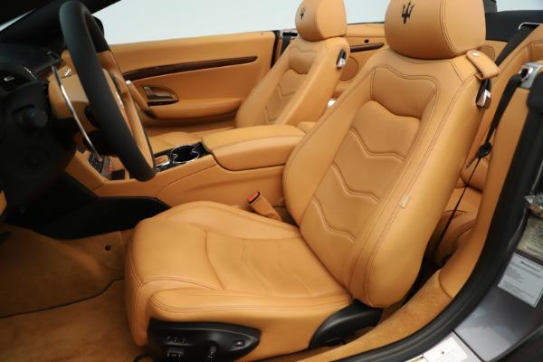 Used 2012 Maserati GranTurismo Sport for sale Sold at Alfa Romeo of Westport in Westport CT 06880 21