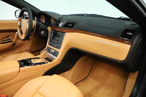 Used 2012 Maserati GranTurismo Sport for sale Sold at Alfa Romeo of Westport in Westport CT 06880 26