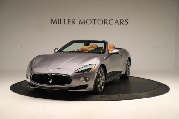 Used 2012 Maserati GranTurismo Sport for sale Sold at Alfa Romeo of Westport in Westport CT 06880 1