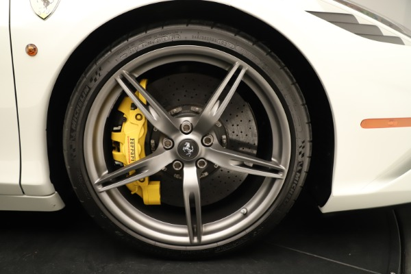 Used 2014 Ferrari 458 Speciale for sale $359,900 at Alfa Romeo of Westport in Westport CT 06880 13