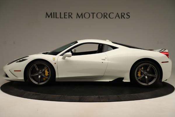 Used 2014 Ferrari 458 Speciale for sale $359,900 at Alfa Romeo of Westport in Westport CT 06880 3
