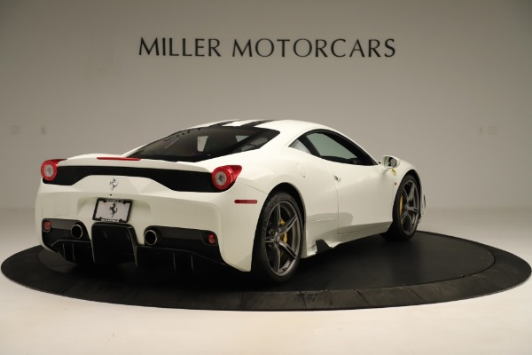 Used 2014 Ferrari 458 Speciale for sale $359,900 at Alfa Romeo of Westport in Westport CT 06880 7