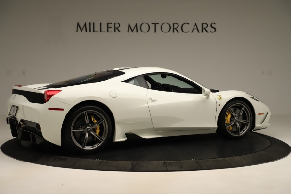 Used 2014 Ferrari 458 Speciale for sale $359,900 at Alfa Romeo of Westport in Westport CT 06880 8