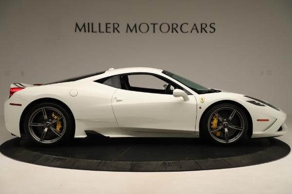 Used 2014 Ferrari 458 Speciale for sale $359,900 at Alfa Romeo of Westport in Westport CT 06880 9