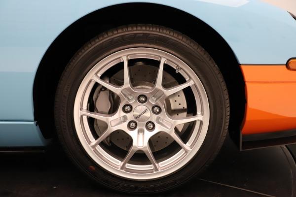 Used 2006 Ford GT for sale Sold at Alfa Romeo of Westport in Westport CT 06880 13