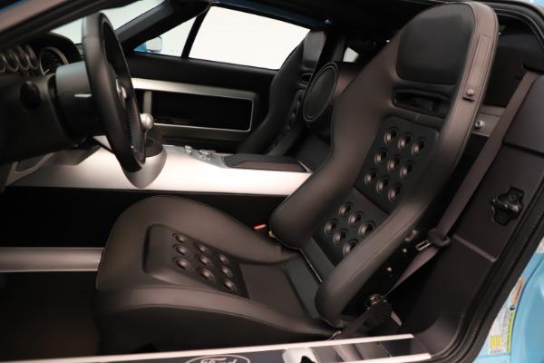 Used 2006 Ford GT for sale Sold at Alfa Romeo of Westport in Westport CT 06880 15