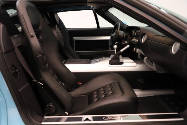 Used 2006 Ford GT for sale Sold at Alfa Romeo of Westport in Westport CT 06880 17