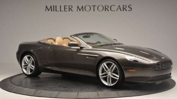 Used 2012 Aston Martin Virage Convertible for sale Sold at Alfa Romeo of Westport in Westport CT 06880 10