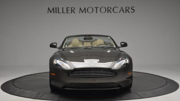 Used 2012 Aston Martin Virage Convertible for sale Sold at Alfa Romeo of Westport in Westport CT 06880 12