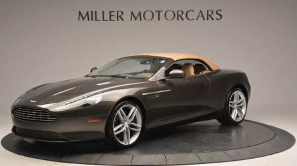 Used 2012 Aston Martin Virage Convertible for sale Sold at Alfa Romeo of Westport in Westport CT 06880 15