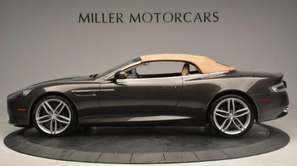 Used 2012 Aston Martin Virage Convertible for sale Sold at Alfa Romeo of Westport in Westport CT 06880 16