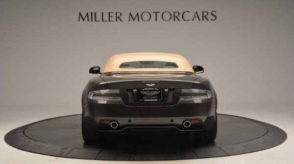 Used 2012 Aston Martin Virage Convertible for sale Sold at Alfa Romeo of Westport in Westport CT 06880 17